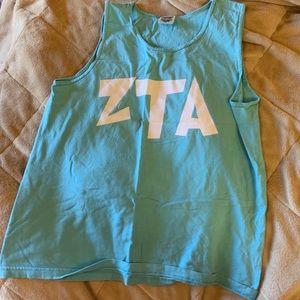 ZTA comfort colors tank